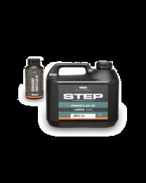 Step Kurk/parketlak 2K Mat 4 liter