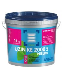 Lijm voor vinyltegels 14 kg  KE 2000S
